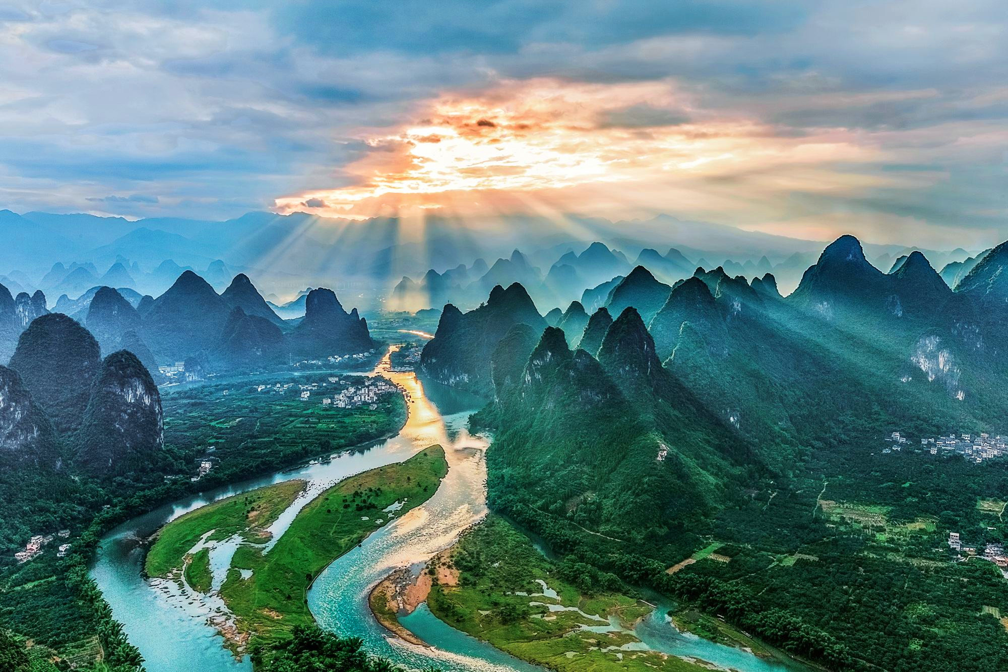 3 Days Classic Guilin & Yangshuo Tour