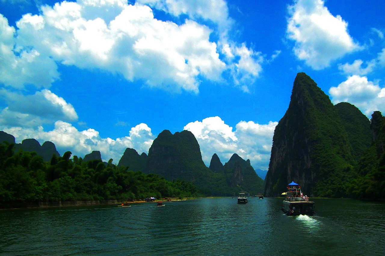 The Overview of Guilin
