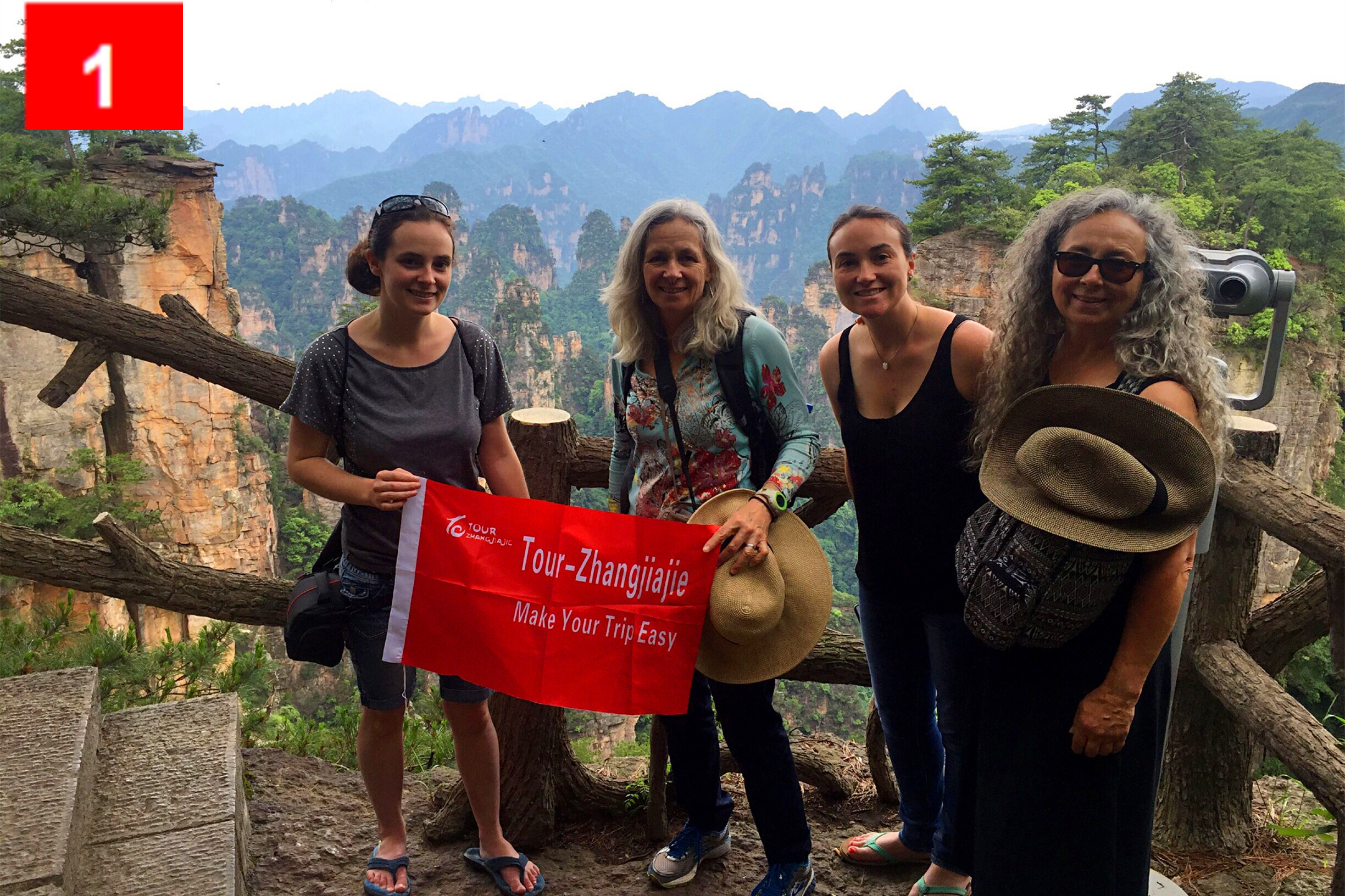 4 Days Impression Avatar Tour in Zhangjiajie