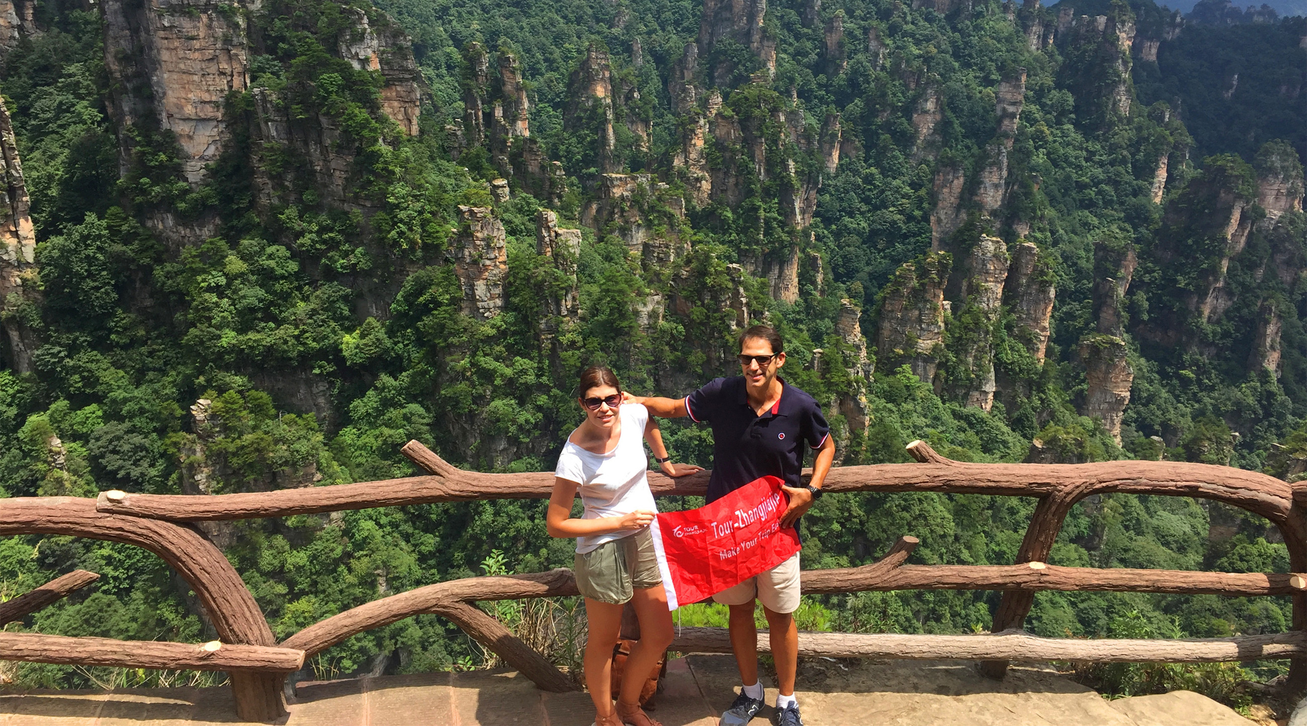3 Days Private Zhangjiajie Tour