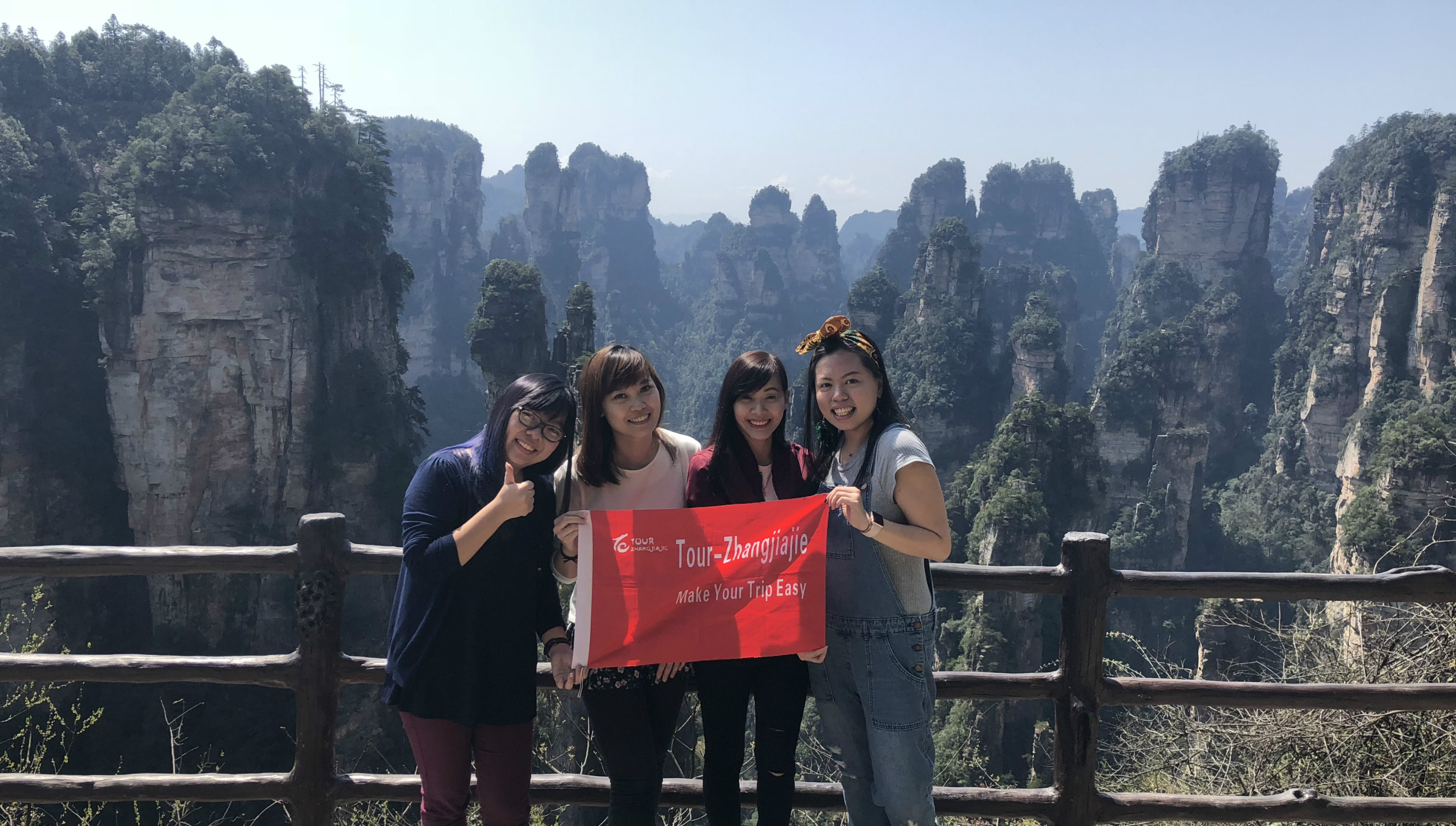 5 Days Private Tour in Zhangjiajie